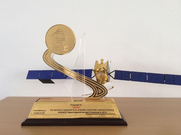 Arabsat Award 2013